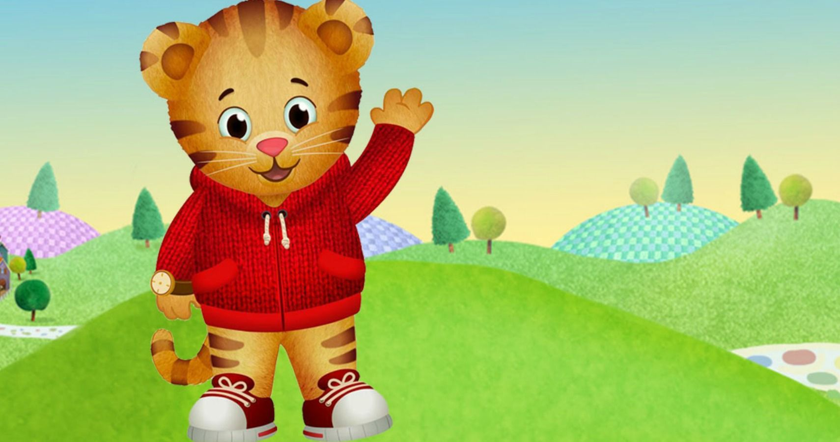 It is a picture of Dashing Daniel Tiger Pictures