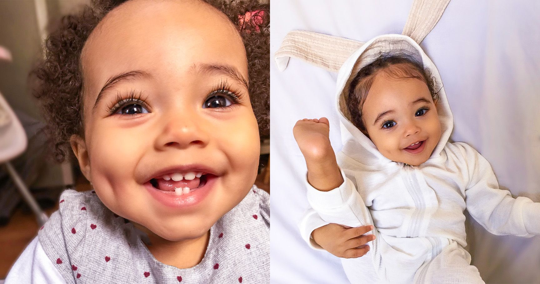 10 Stunning Mixed-Race Babies Who Are Going Viral Right Now