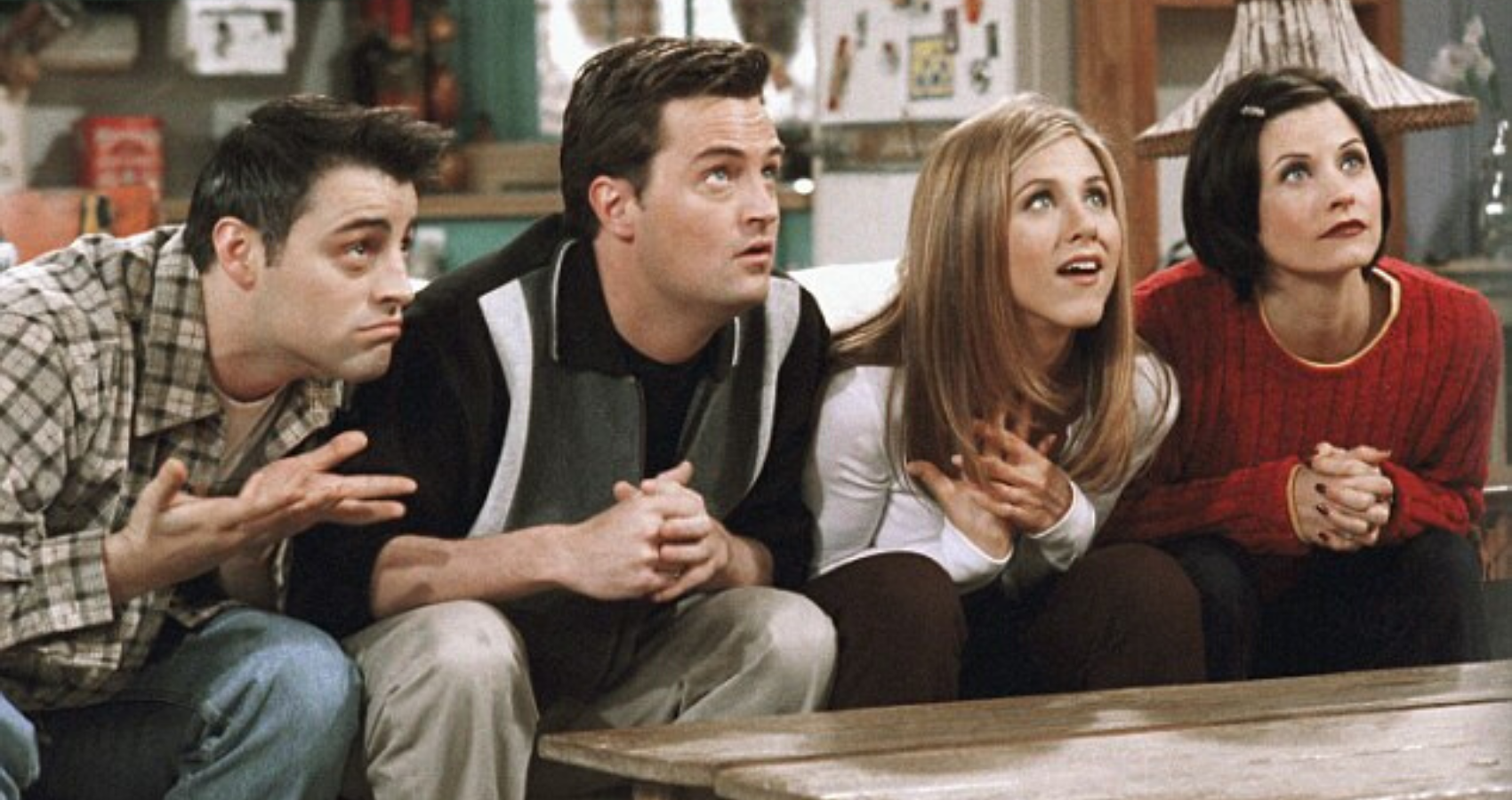 There's A 'Friends' Reunion In The Works At HBO Max