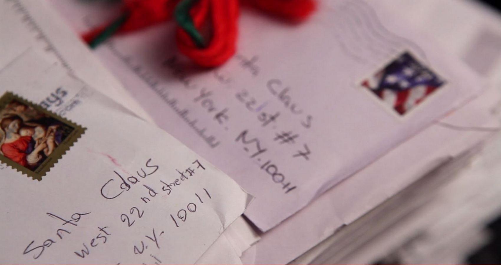 Резултат с изображение за 22 str. new york santa claus envelopes