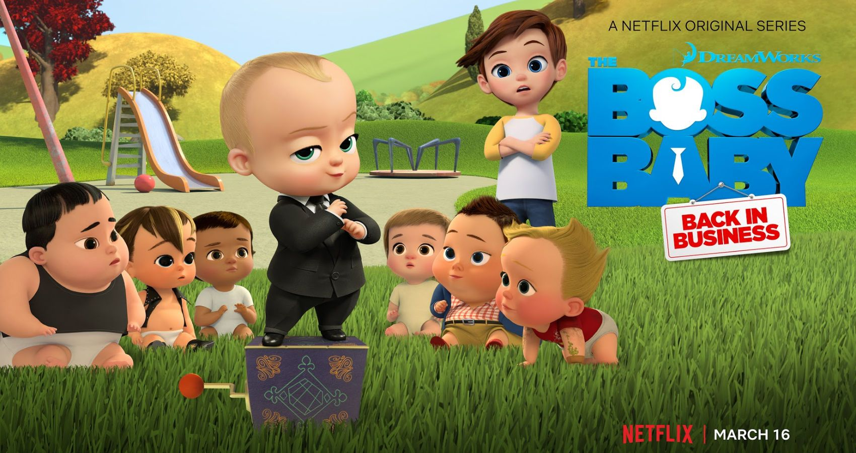 The Boss Baby Back In Business Is Back Here S An Exlusive Clip
