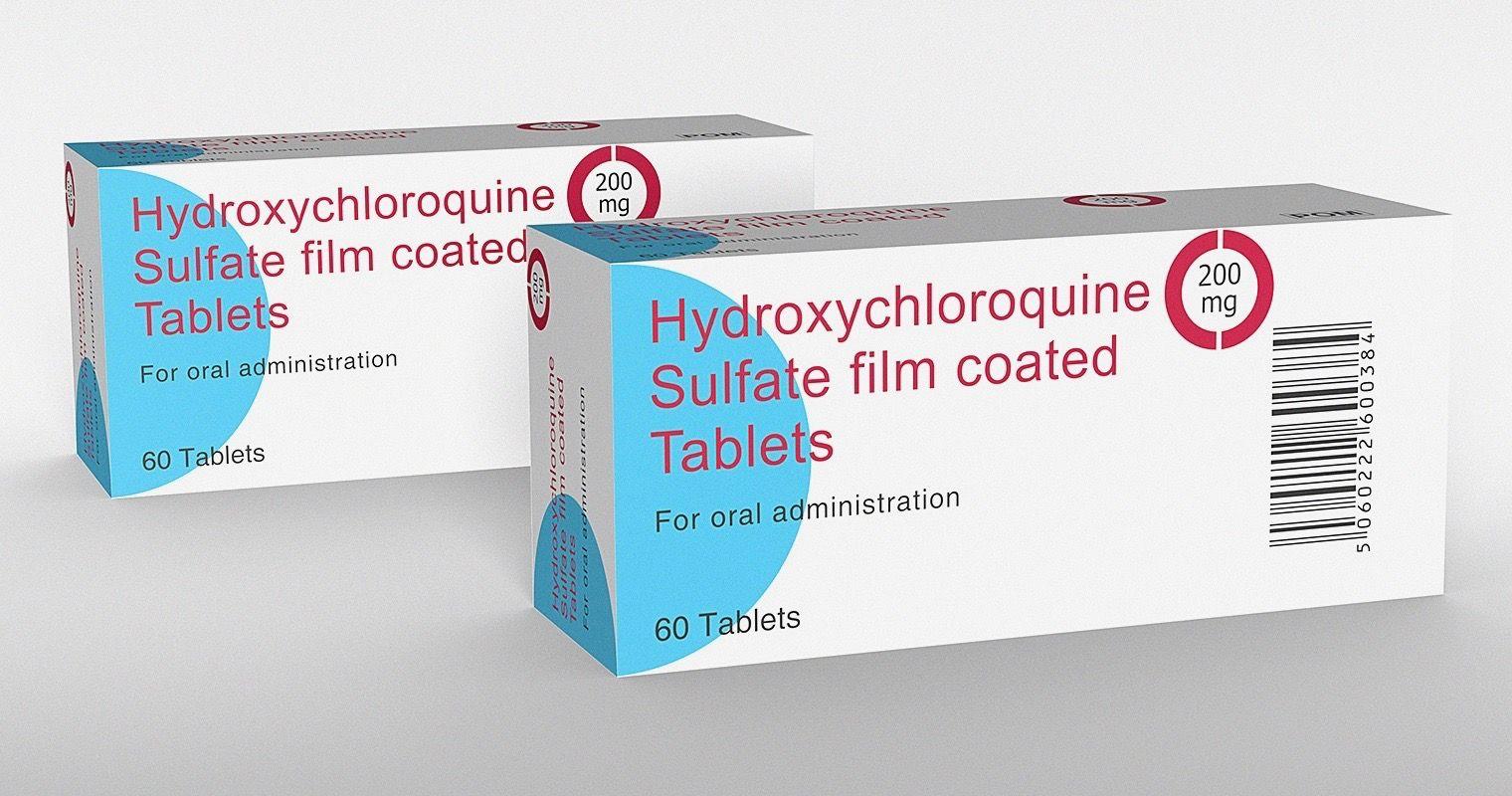 Chloroquine diphosphate autophagy