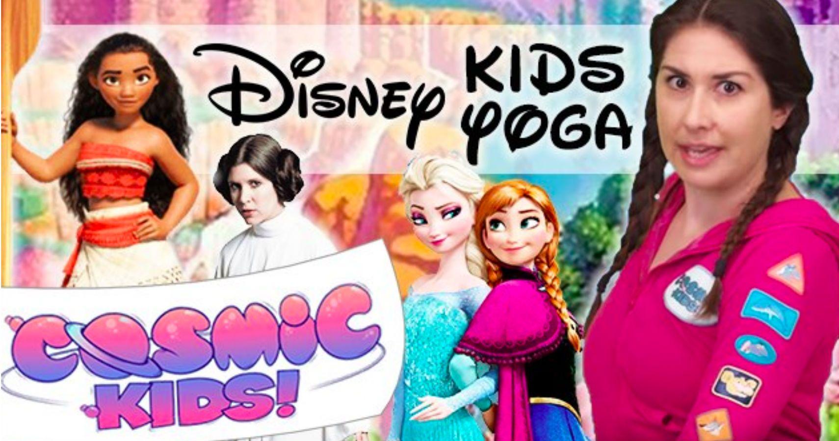 Yoga For Kids Cosmic Kids Yoga On Youtube Moms Com
