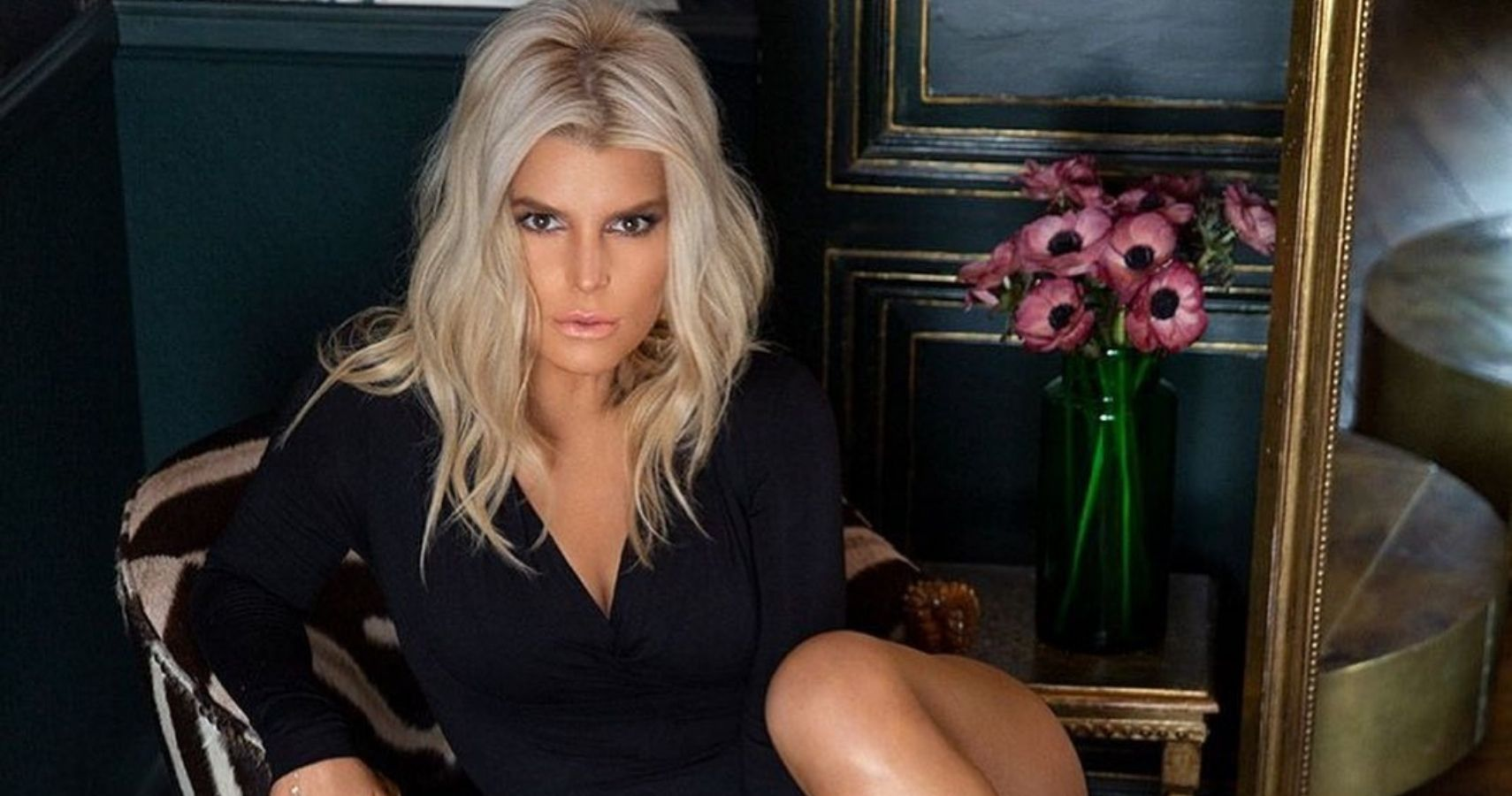 Jessica Simpson Reveals How Hubby Likes Date Nights: Pants Optional