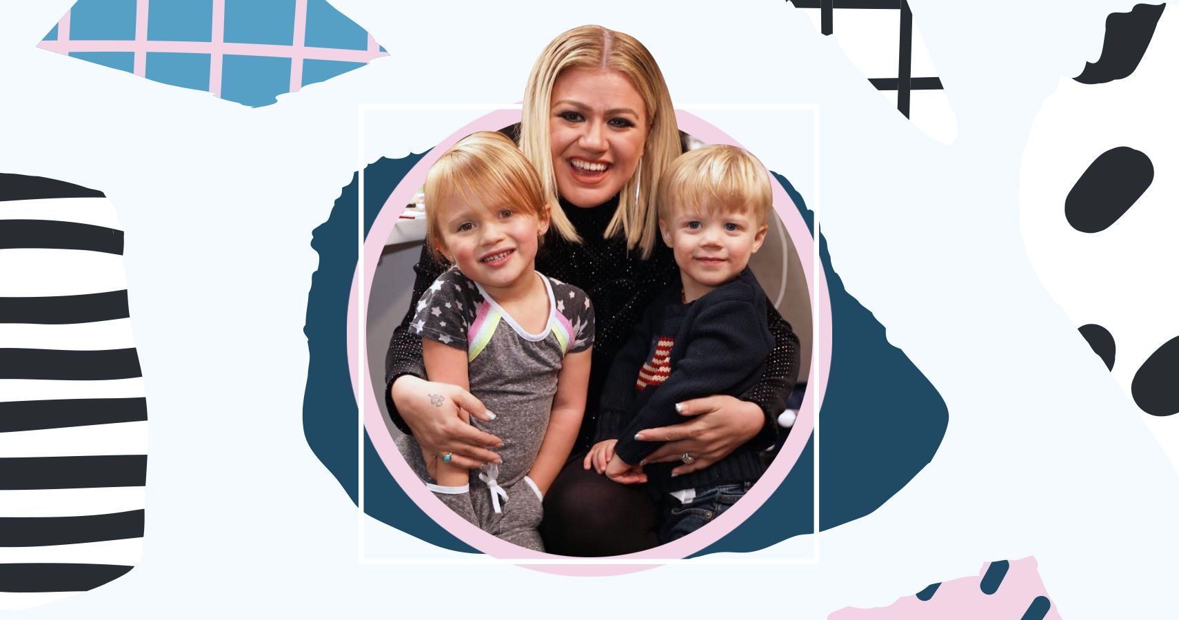 "Kelly Clarkson Remains A ""Mama Bear"" Through Divorce 