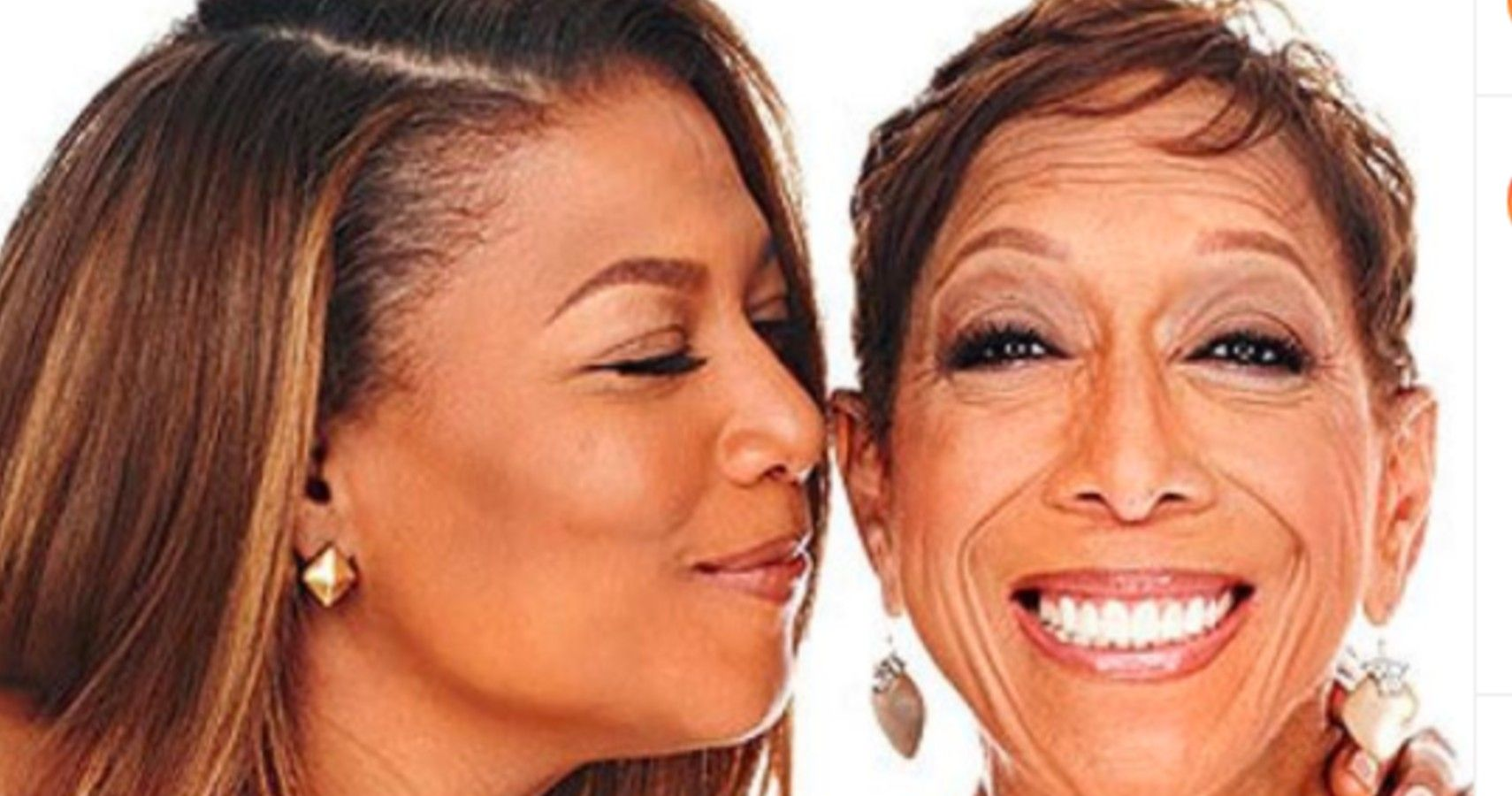 Queen Latifah Speaks On Losing Mom | Moms.com