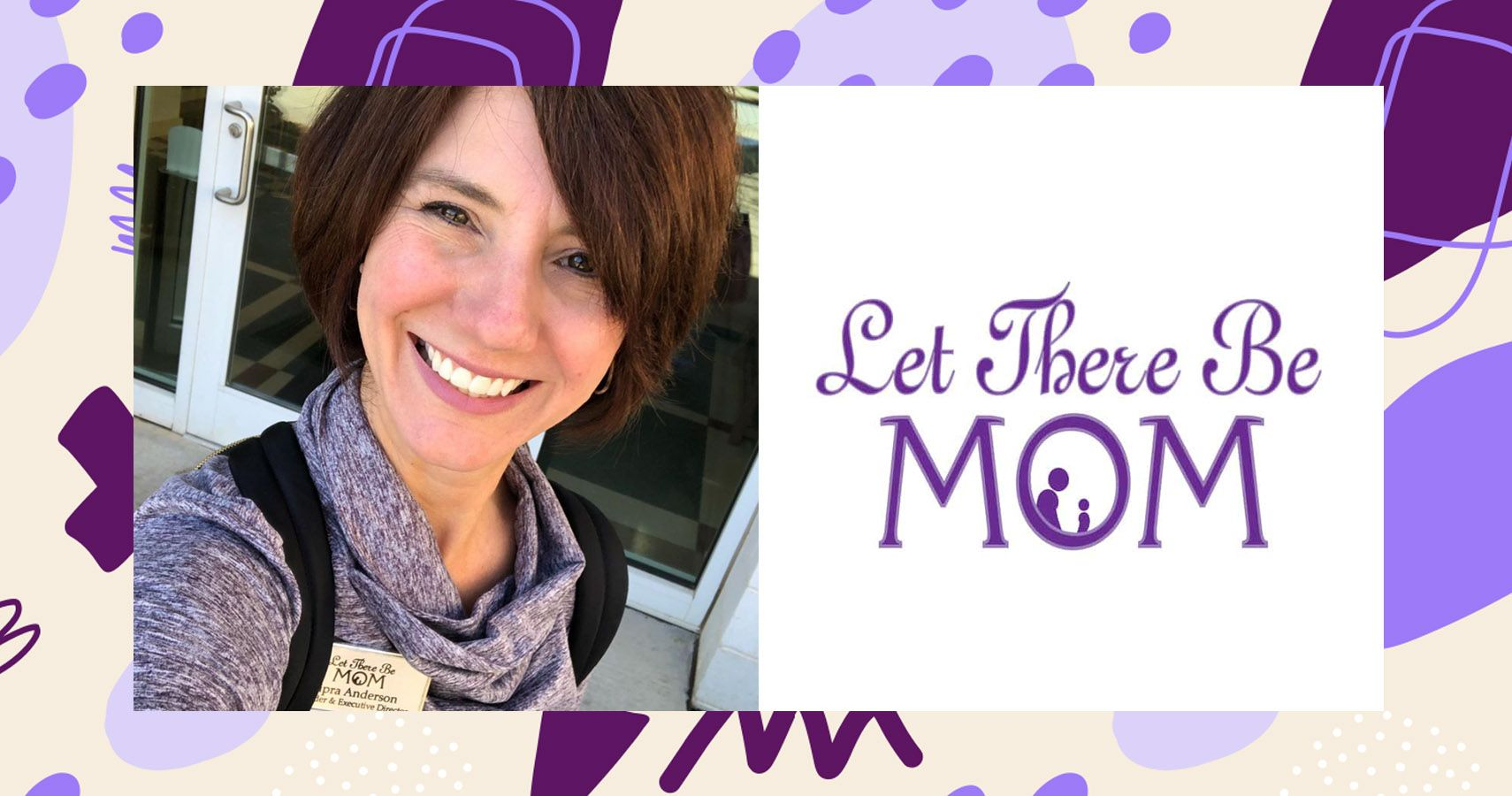 Let There Be Mom Non-Profit Explained   Moms.com
