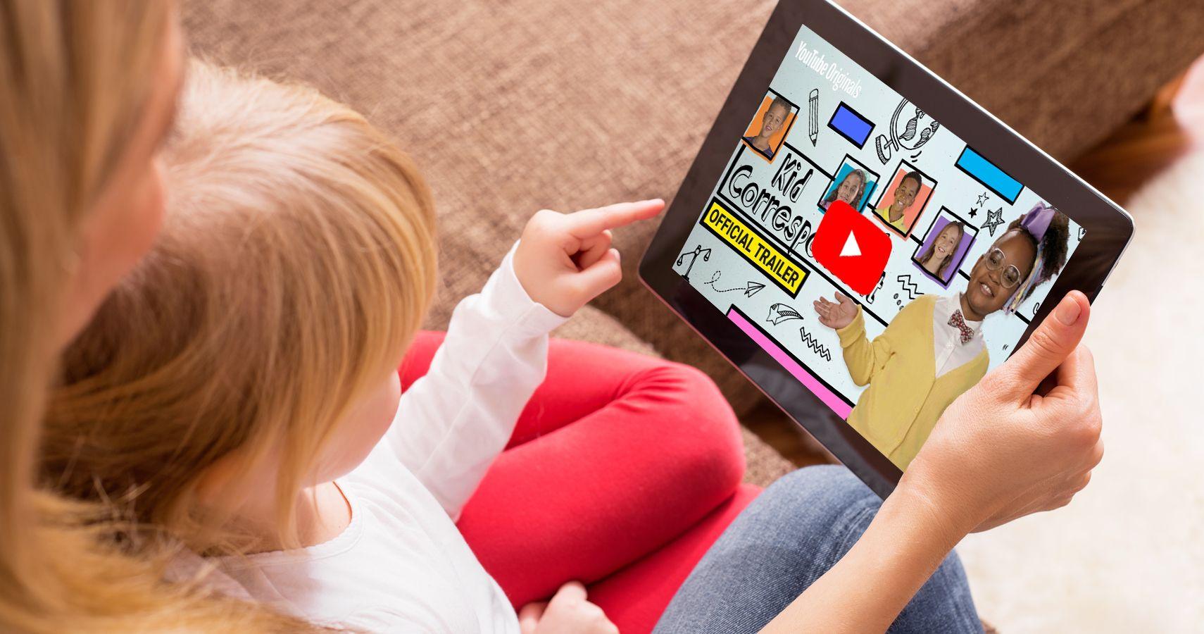 YouTube Originals Launch 'Kid Correspondent' Election Series
