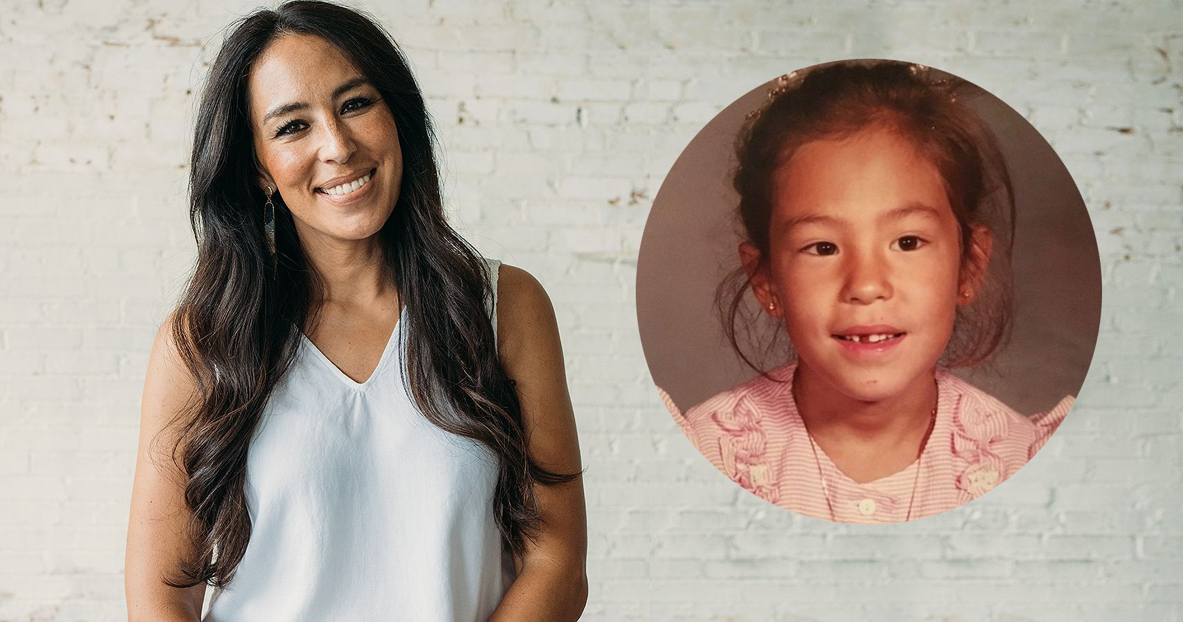 "Joanna Gaines Was Teased As A Kid For ""Being Asian"" 