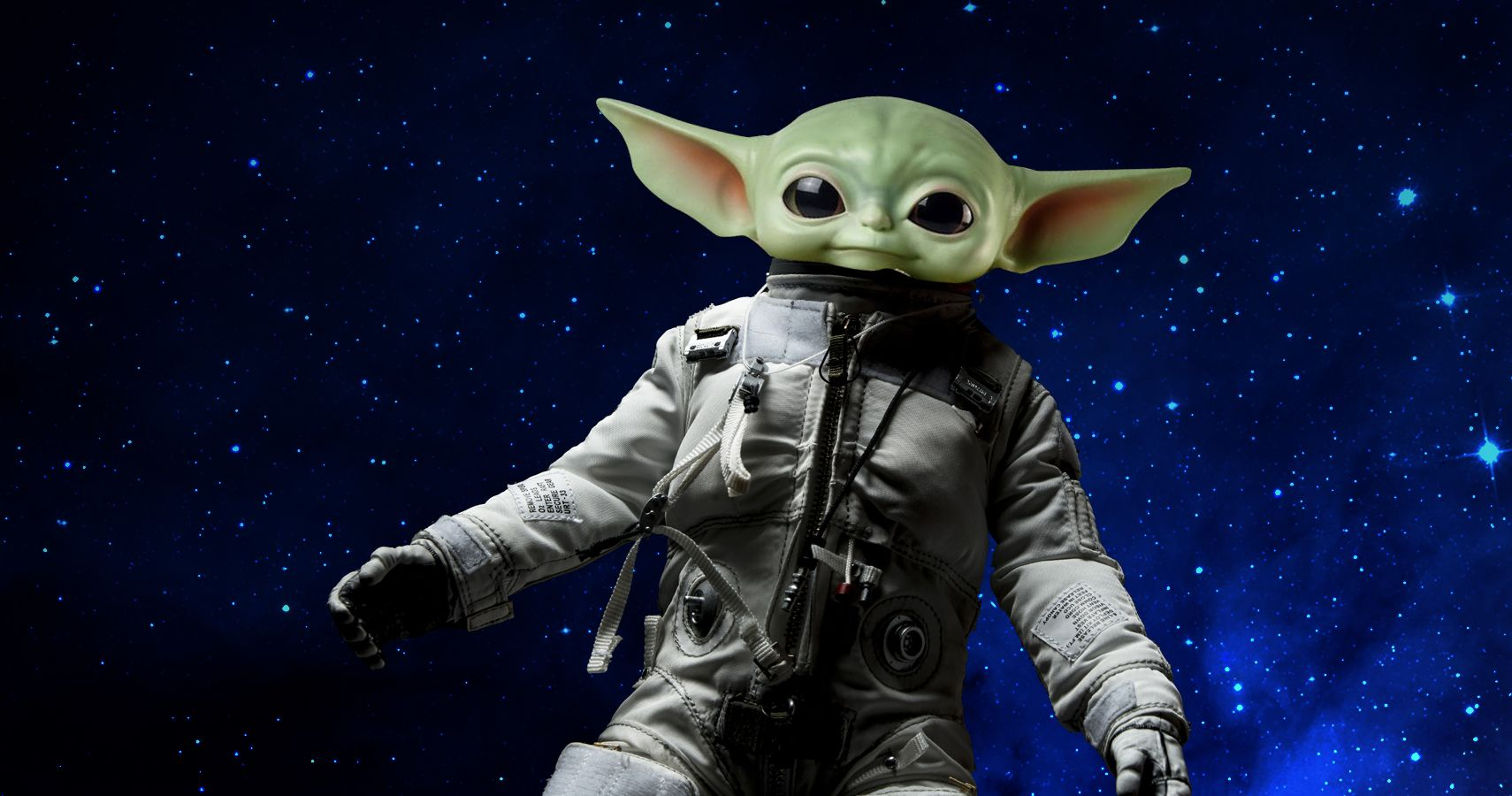 Baby Yoda Toy Is On The International Space Station | Moms.com