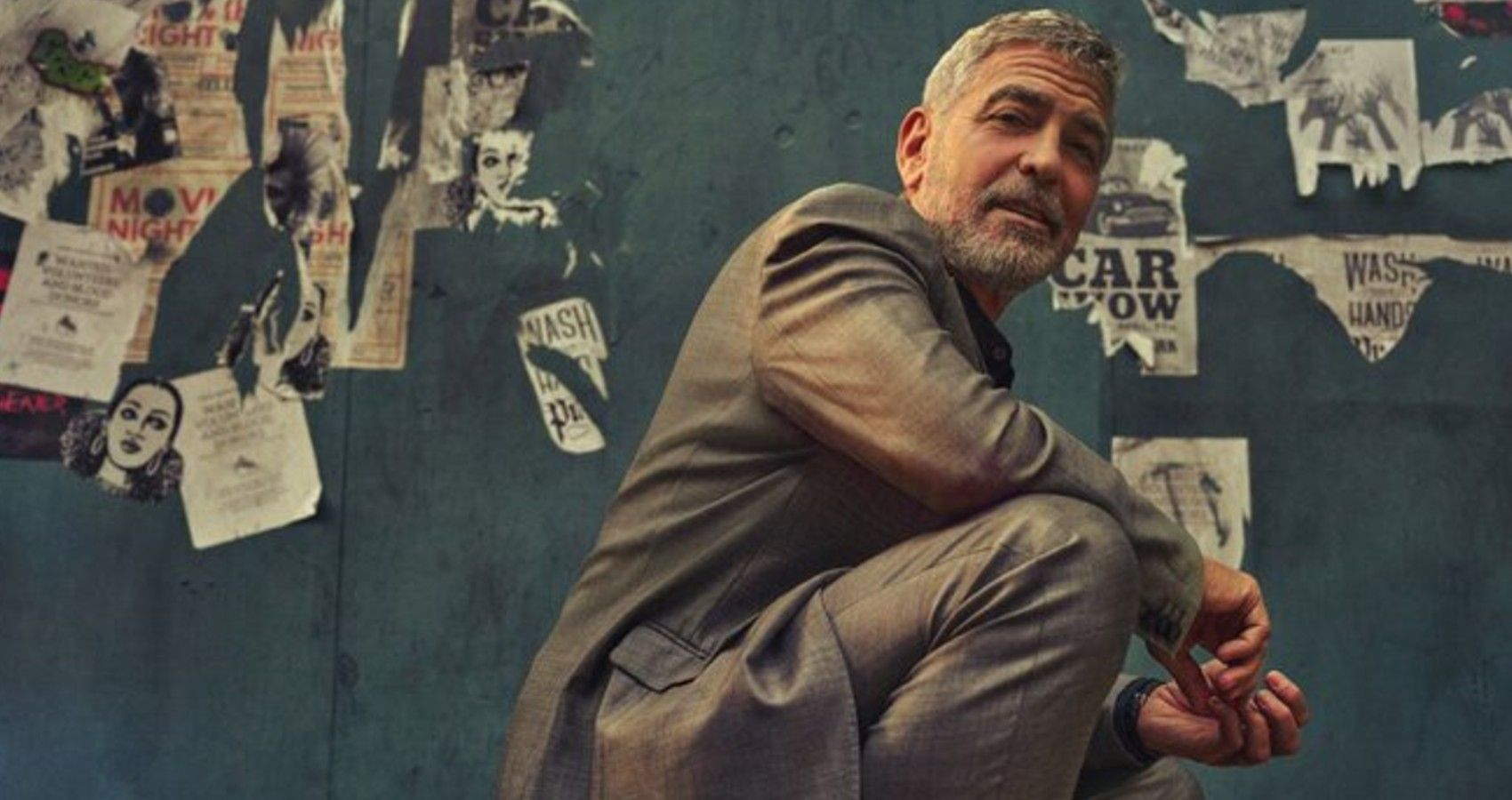 George Clooney Reflects On Fatherhood After Motorcycle Accident