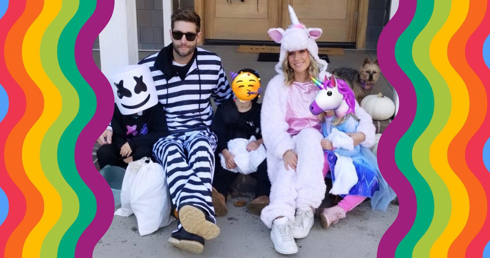 Kristin Cavallari & Jay Cutler Spend Halloween Together