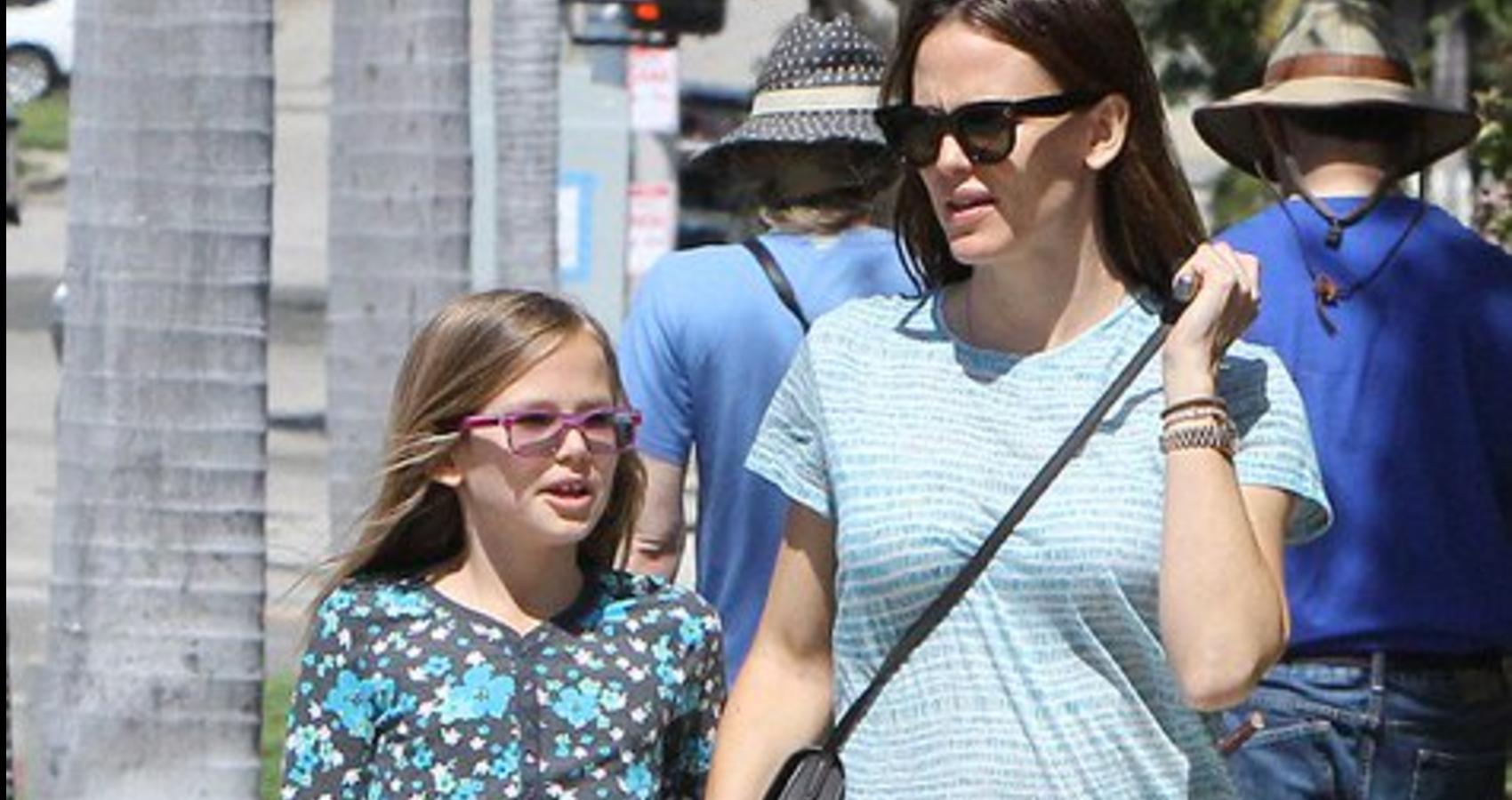 Jennifer Garner Can't Believe Her Daughter's 15 | Moms.com