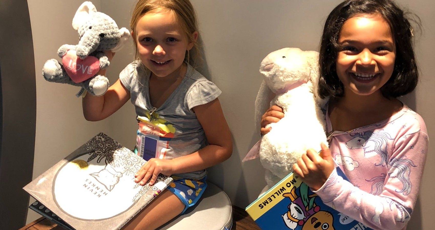 Kids More Willing To Read If Favorite Plush Toy Sleeps At Library